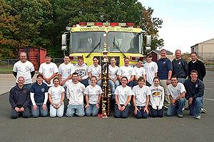 2004 Junior Firefighter Challenge Team