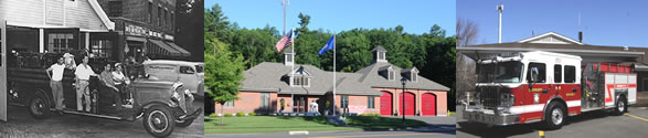 Simsbury Fire  banner